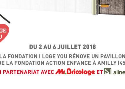 Chantier Fondation ACTION ENFANCE