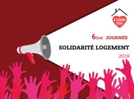 6ème Journée Solidarité Logement !