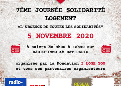 7ème Journée Solidarité Logement