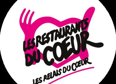 Grâce à vos dons, nous avons pu soutenir Les Restos du Cœur de Gironde !